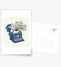 Blossom Postcards