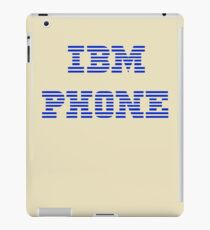 IBM Phone Vintage iPad Case/Skin