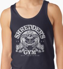 Shredder's Gym Tank Top