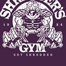 «Gimnasio de Shredder» de BiggStankDogg