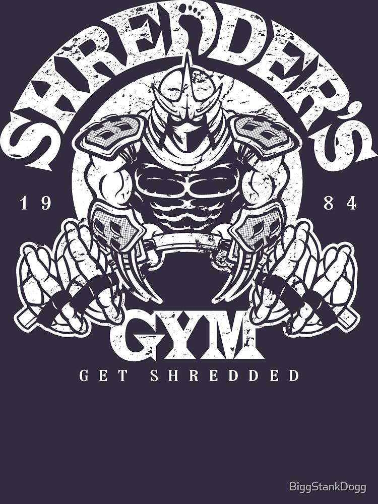 Shredder's Gym by BiggStankDogg