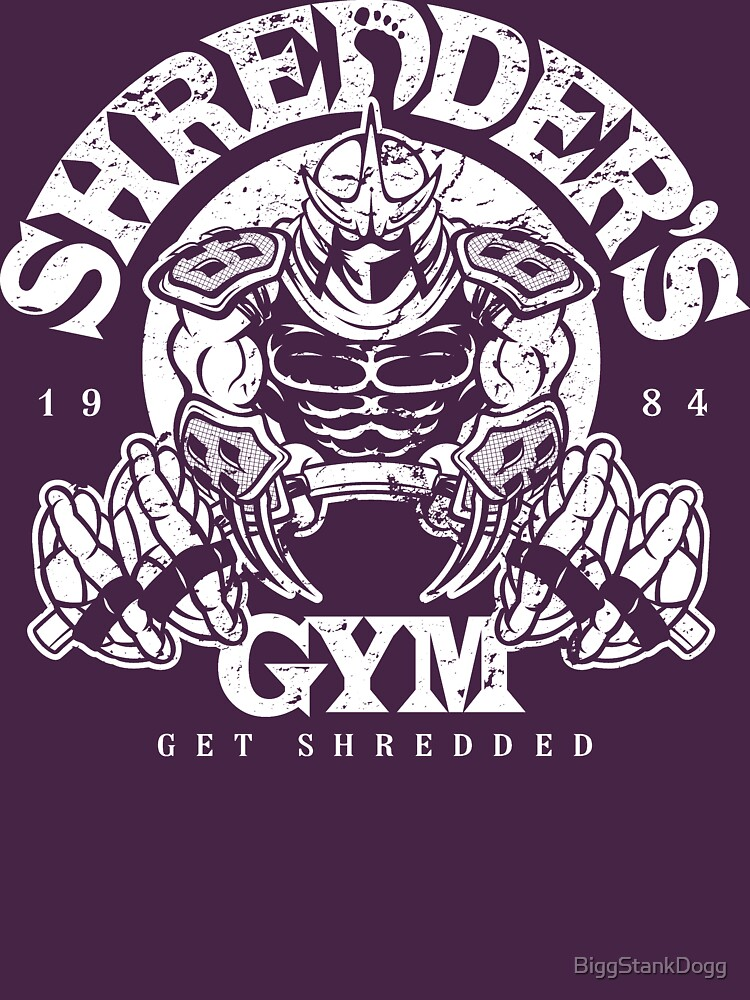 Shredder's Gym | Unisex T-Shirt