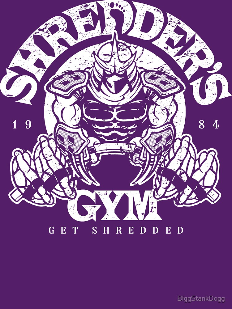 Gimnasio de Shredder de BiggStankDogg