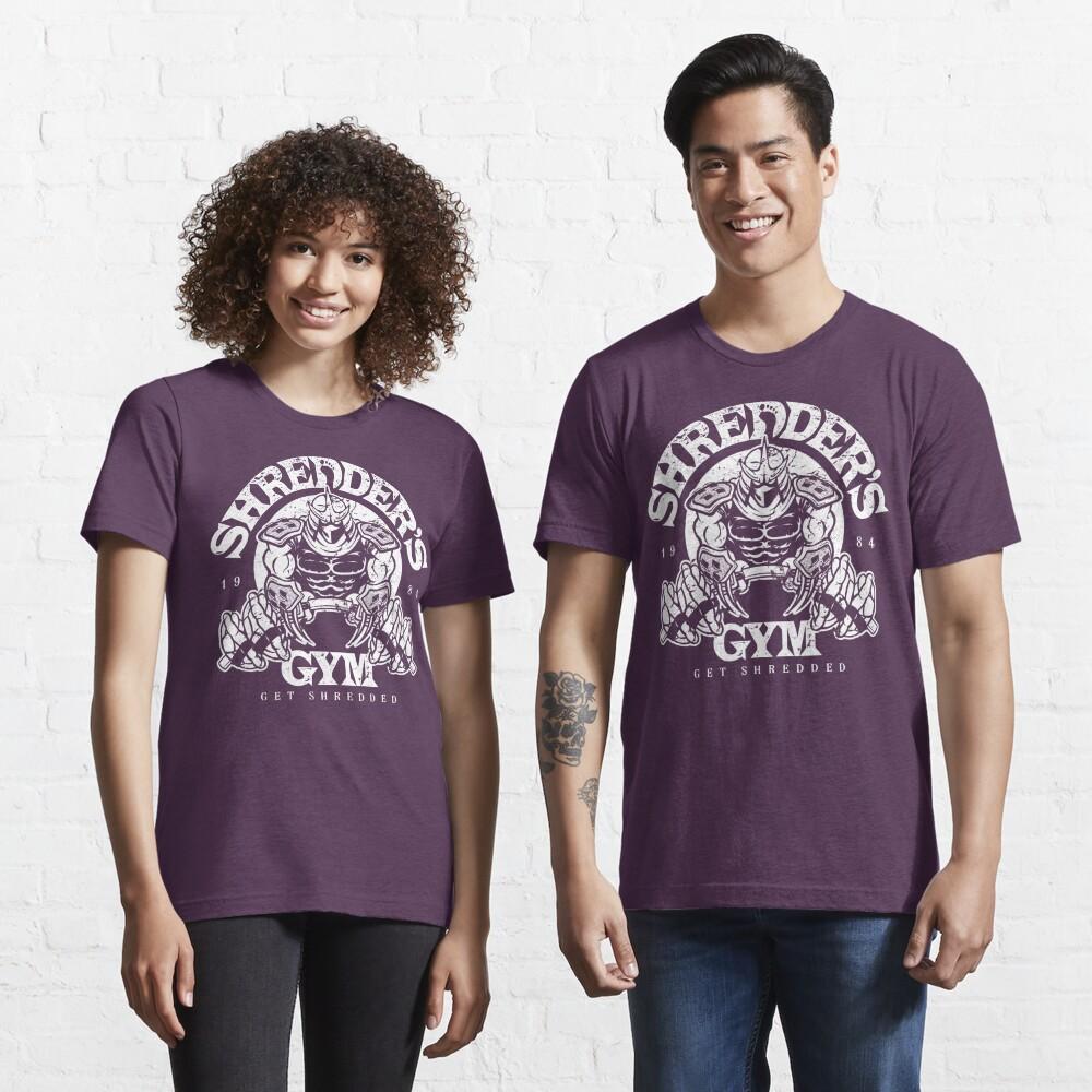 Shredder's Gym Essential T-Shirt