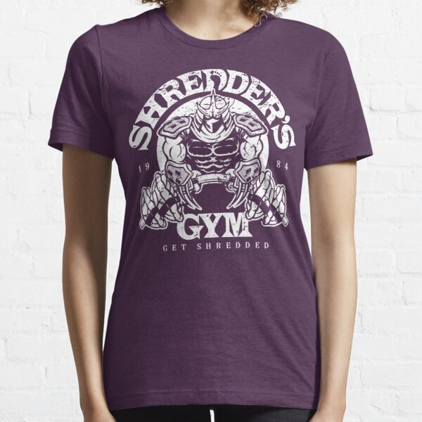 Shredder's Gym Essential T-Shirt