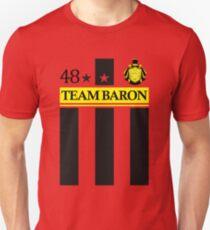 Kamen Rider Gaim - Team Baron Jersey 1 Unisex T-Shirt