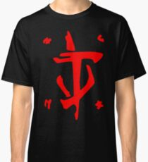 Mark of the Doom Slayer - Red Classic T-Shirt