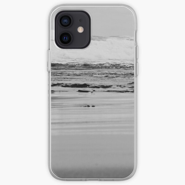 The Anchor of the Marie Gabrielle B&W iPhone Soft Case