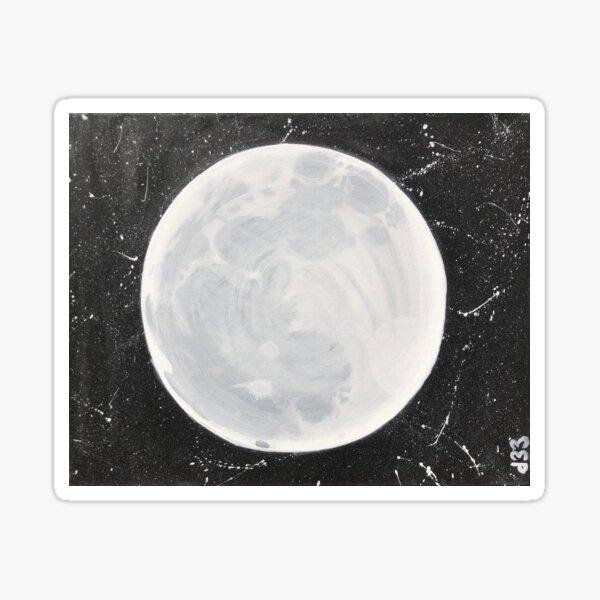 Selene the Moon Sticker