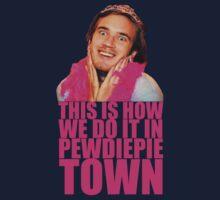 Pewdiepie Town | Unisex T-Shirt