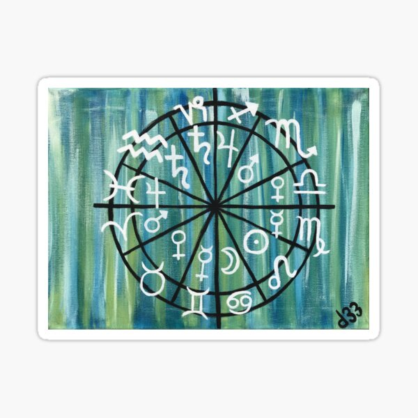Traditional Rulers Wheel Sticker