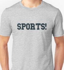 Sports - version 4 - navy / dark blue T-Shirt