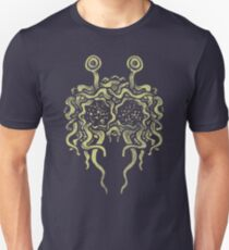 Flying Spaghetti Monster (pasta) T-Shirt