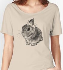 Häschen-Königin Baggyfit T-Shirt