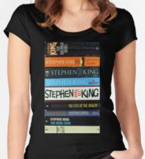 Stephen King PB1 Women's Fitted Scoop T-Shirt