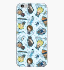 Final Fantasy X Chibi iPhone Case