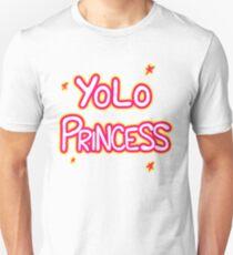 Yolo Princess shirt Unisex T-Shirt