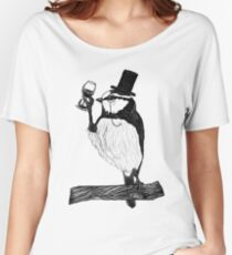 Chickadee Cheers  Women's Relaxed Fit T-Shirt
