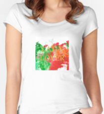 Latin Lover Women's Fitted Scoop T-Shirt