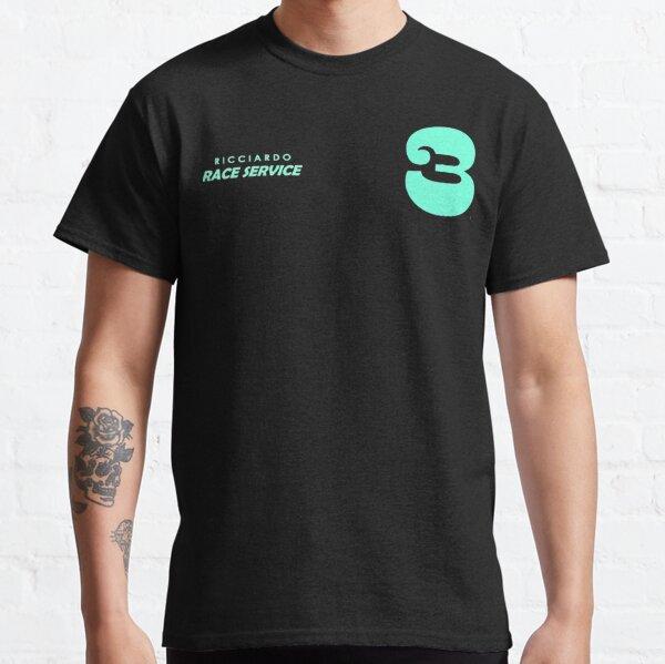 Daniel Ricciardo All Good  All Ways (Seafoam) Classic T-Shirt Classic T-Shirt