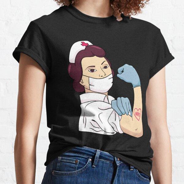 Proud nurse Classic T-Shirt
