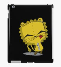 Lion-Gir iPad Case/Skin