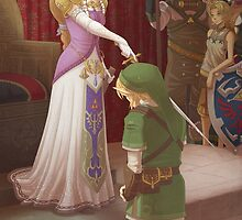 The Accolade by Missy Pena