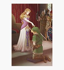 The Accolade Photographic Print