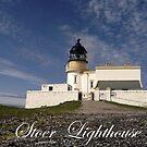 Stoer Lighthouse by Alexander Mcrobbie-Munro