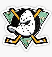 FLORALS - Ducks Throwback Sticker