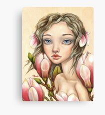 Spring Wind Canvas Print
