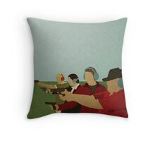 Bottle Rocket Throw Pillow