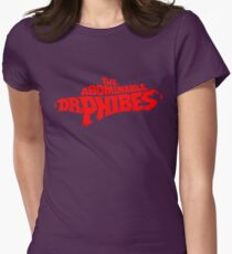The Abominable Dr.Phibes Women's Fitted T-Shirt
