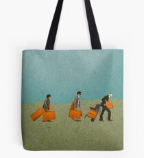 The Darjeeling Limited  Tote Bag