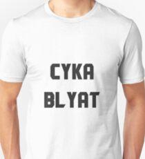 Counter Strike Cyka Blyat T-Shirt