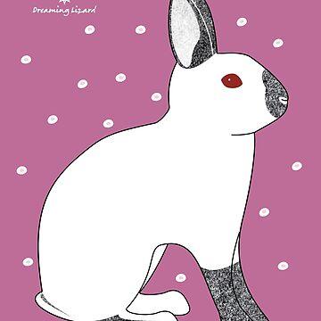 Himalayan Agouti (Chinchilla) Rabbit by DreamingLizard