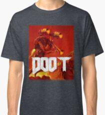 Doot Toot (Doom Shirt) Style #2 Classic T-Shirt