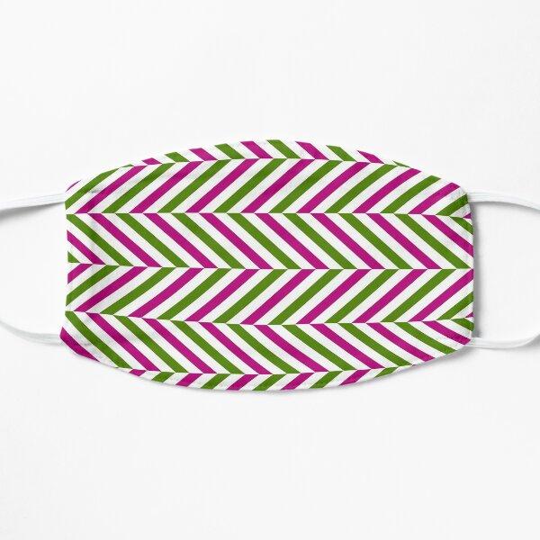 Zigzag pattern  Flat Mask