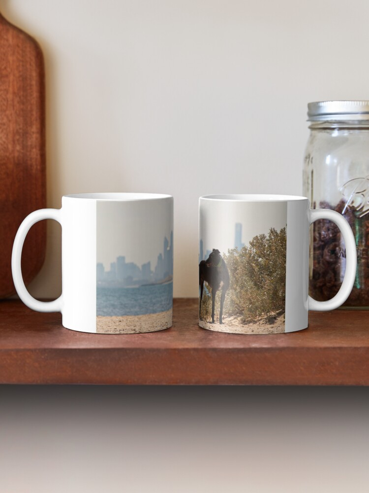 Alternate view of A Day at the Beach Mug
