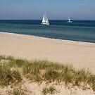 Calm Baltic Sea by JonnisArt