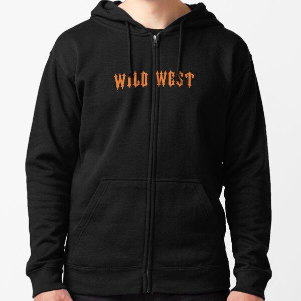 Trapstar Far West Veste zippée à capuche