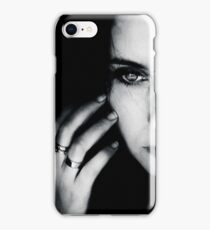 """a touch"" iPhone Case/Skin"