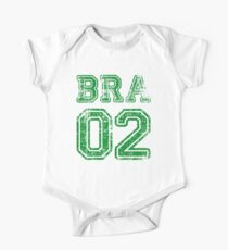BRAZIL 2002 Kids Clothes