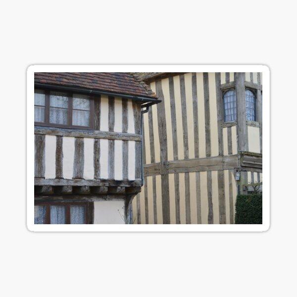 Historic Houses in Headcorn Village Sticker