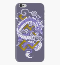 Brother dragon iPhone Case