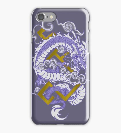 Brother dragon iPhone Case/Skin