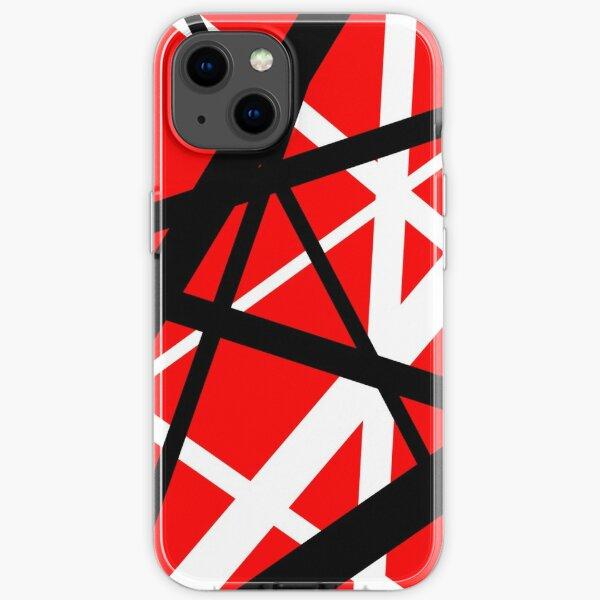 Liebe und schwarzer Trend iPhone Flexible Hülle