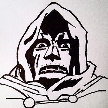 Doctor MF (DOOM) by madvillainous