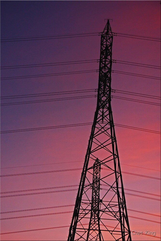 Towers Of Power by Chet  King