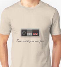 Ceci NES pas un jeu T-Shirt